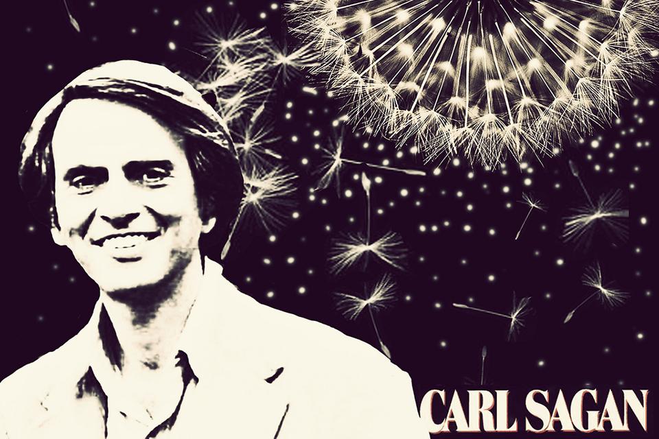 Una mirada enrera. Cosmos. Carl Sagan