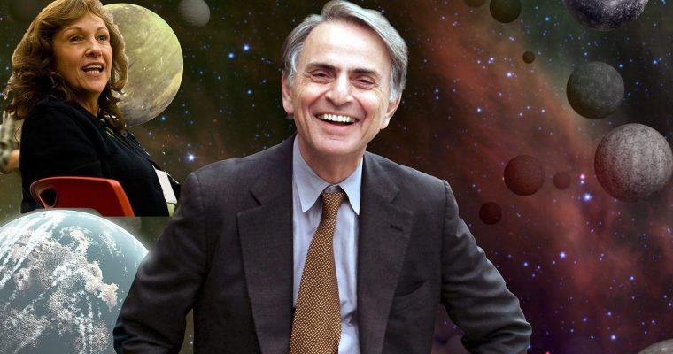 Carta d'Ann Druyan parlant de Carl Sagan sobre la vida després de la mort