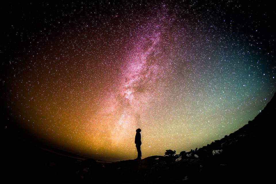 Un passeig per la Vía Làctea