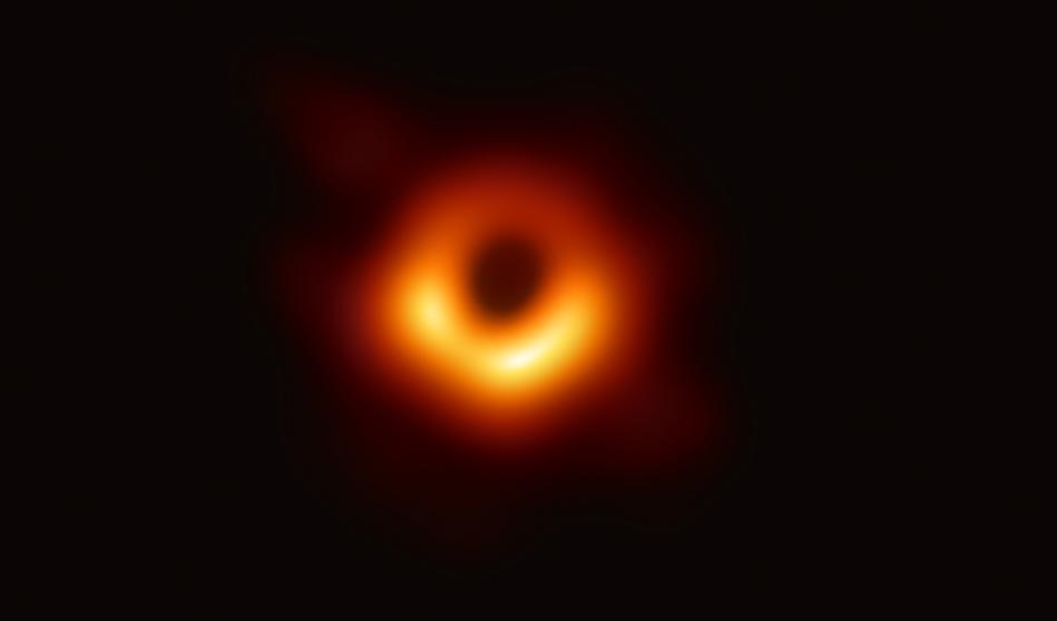 La primera foto d'un forat negre